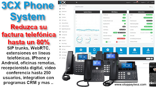 Ventas de sistemas telefónicos 3CX en White Plains New York