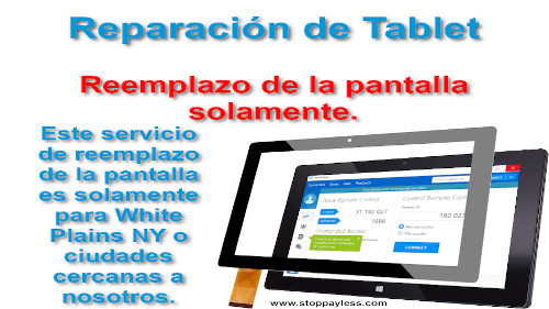 Reparación de Tablet en White Plains