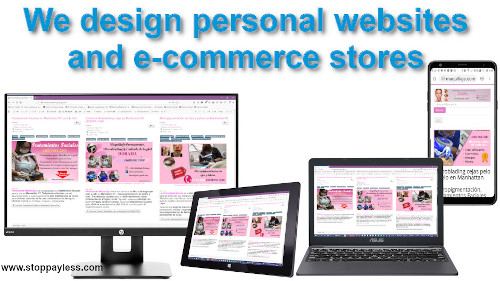 We design personal websites and e-commerce stores in White Plains New York.